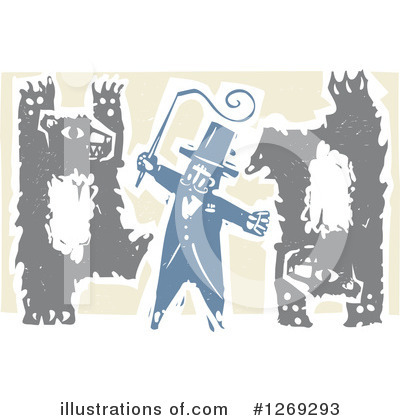 Ringmaster Clipart #1269293 by xunantunich
