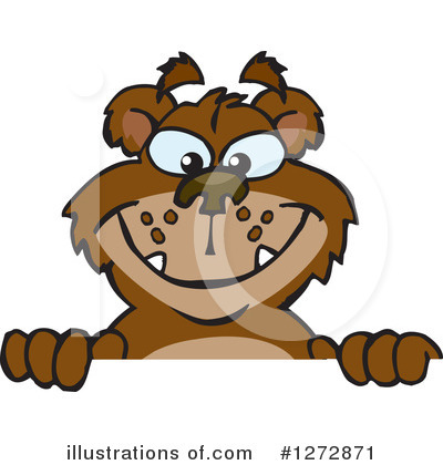 Bear Clipart #1272871 by Dennis Holmes Designs