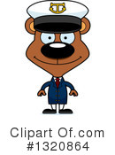 Bear Clipart #1320864 by Cory Thoman