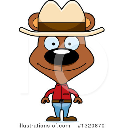 Cowboy Clipart #1320870 by Cory Thoman