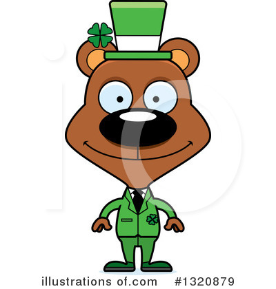 St Patricks Day Clipart #1320879 by Cory Thoman