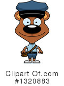 Bear Clipart #1320883 by Cory Thoman