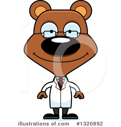 Scientist Clipart #1320892 by Cory Thoman