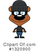 Bear Clipart #1320900 by Cory Thoman