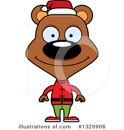 Bear Clipart #1320906 by Cory Thoman