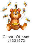 Bear Clipart #1331573 by Graphics RF