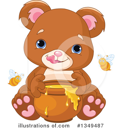 Honey Clipart #1349487 by Pushkin