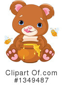Bear Clipart #1349487 by Pushkin
