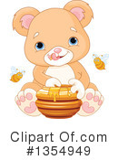 Bear Clipart #1354949 by Pushkin