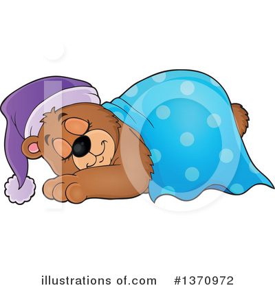 Bear Clipart #1370972 by visekart