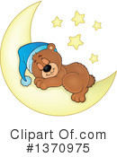 Bear Clipart #1370975 by visekart
