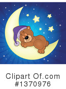 Bear Clipart #1370976 by visekart