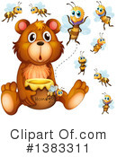 Bear Clipart #1383311 by Graphics RF