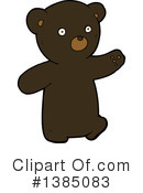 Bear Clipart #1385083 by lineartestpilot