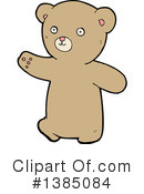 Bear Clipart #1385084 by lineartestpilot