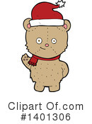 Bear Clipart #1401306 by lineartestpilot