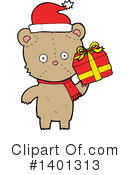 Bear Clipart #1401313 by lineartestpilot