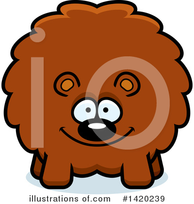 Bear Clipart #1420239 by Cory Thoman