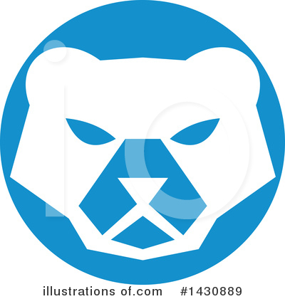Bear Clipart #1430889 by patrimonio