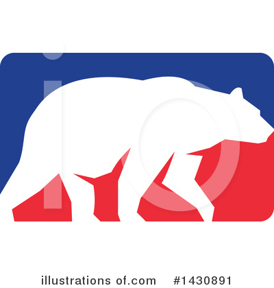 Bear Clipart #1430891 by patrimonio