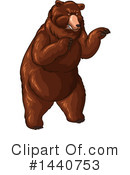 Bear Clipart #1440753 by Graphics RF