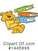Bear Clipart #1445898 by Johnny Sajem
