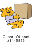 Bear Clipart #1445899 by Johnny Sajem