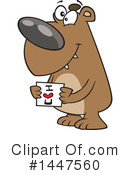 Bear Clipart #1447560 by toonaday