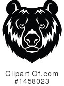 Bear Clipart #1458023 by Vector Tradition SM