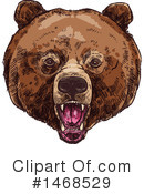 Bear Clipart #1468529 by Vector Tradition SM