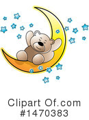 Bear Clipart #1470383 by Lal Perera