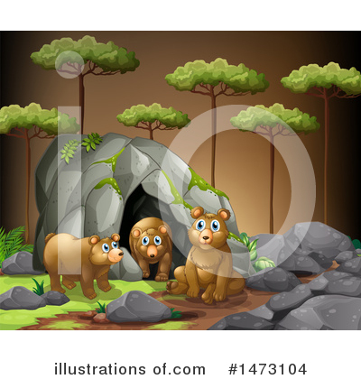 Cave Clipart #1473104 by Graphics RF