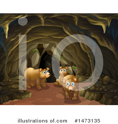 Cave Clipart #1473135 by Graphics RF