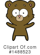 Bear Clipart #1488523 by lineartestpilot