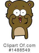 Bear Clipart #1488549 by lineartestpilot