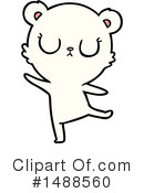 Bear Clipart #1488560 by lineartestpilot