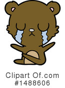 Bear Clipart #1488606 by lineartestpilot
