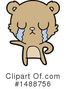 Bear Clipart #1488756 by lineartestpilot