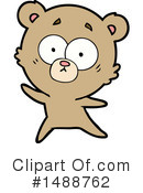 Bear Clipart #1488762 by lineartestpilot