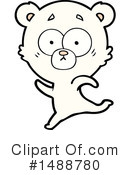 Bear Clipart #1488780 by lineartestpilot