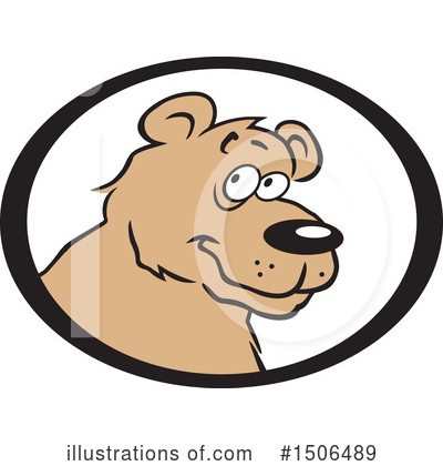 Bear Clipart #1506489 by Johnny Sajem