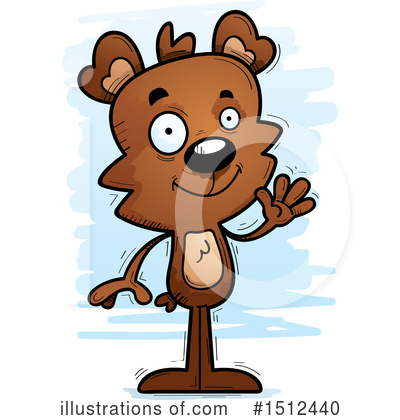 Bear Clipart #1512440 by Cory Thoman