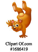 Bear Clipart #1686419 by Graphics RF