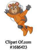 Bear Clipart #1686423 by Graphics RF