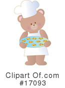 Bear Clipart #17093 by Maria Bell