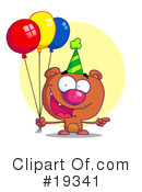 Bear Clipart #19341 by Hit Toon