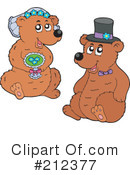 Bear Clipart #212377 by visekart