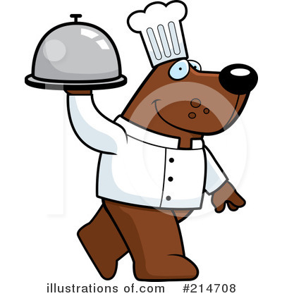 Chef Clipart #214708 by Cory Thoman