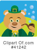Royalty-Free (RF) Bear Clipart Illustration #41242