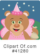 Royalty-Free (RF) Bear Clipart Illustration #41280